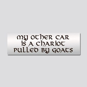 My Other Car is a Chariot Pulled By Goats Magnet