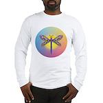 Dragonfly1-Sun-gr1 Long Sleeve T-Shirt
