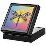 Dragonfly1-Sun-gr1 Keepsake Box