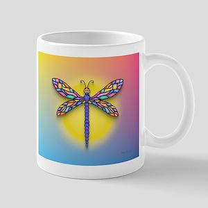 Dragonfly1-Sun-gr1 Mug