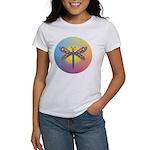 Dragonfly1-Sun-gr1 Women's T-Shirt