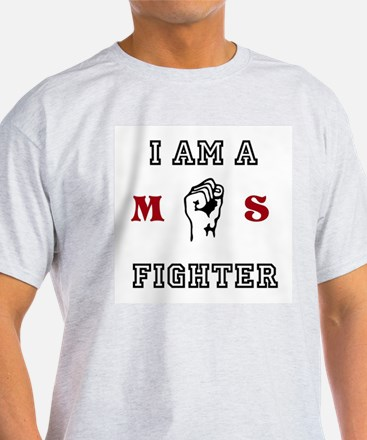 m.s fighter T-Shirt