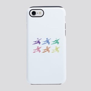 tai chi iPhone 7 Tough Case