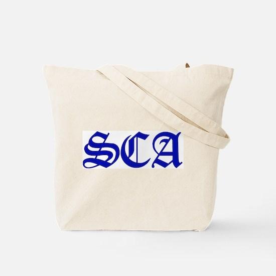 War Dawg/SCA Tote Bag