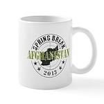 Spring Break Afghanistan 2013 Mug