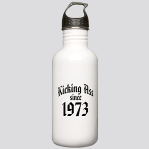Kicking Ass Since 1973 Stainless Water Bottle 1.0L