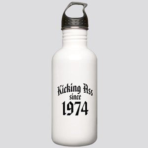 Kicking Ass Since 1974 Stainless Water Bottle 1.0L