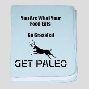 Get Paleo Grassfed baby blanket