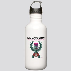 Weed? Stainless Water Bottle 1.0L