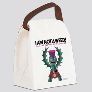 Weed? Canvas Lunch Bag