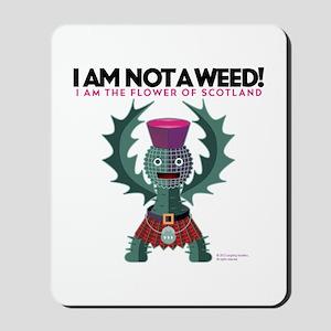 Weed? Mousepad