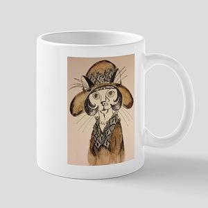 Pretty Bone Mug