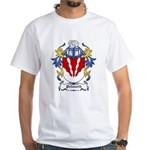 Polwarth Coat of Arms White T-Shirt