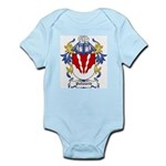 Polwarth Coat of Arms Infant Creeper