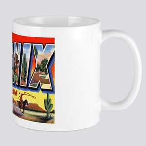 Phoenix Arizona Greetings Mug