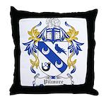 Pilmure Coat of Arms Throw Pillow