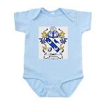 Pilmure Coat of Arms Infant Creeper