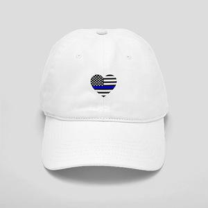 Thin Blue Line Love Cap