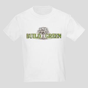 Build Green 2 Kids T-Shirt
