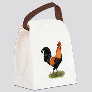 Penedesenca Rooster Canvas Lunch Bag