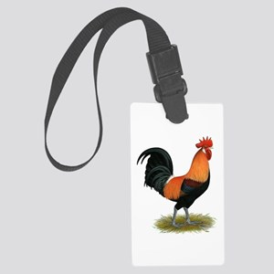 Penedesenca Rooster Large Luggage Tag