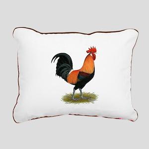 Penedesenca Rooster Rectangular Canvas Pillow
