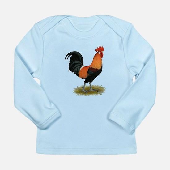 Penedesenca Rooster Long Sleeve Infant T-Shirt