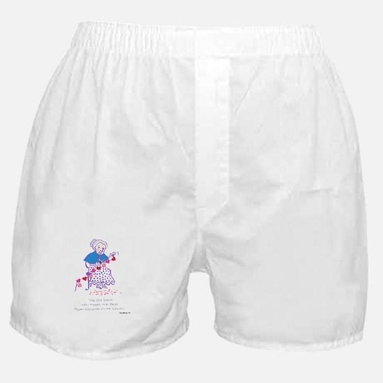 Old Dame Boxer Shorts