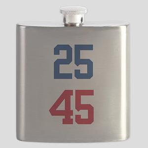 25th Amendment Trump Flask