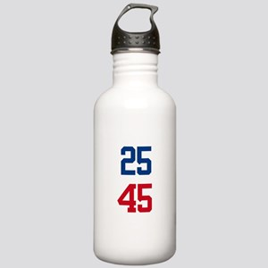 25th Amendment Trump Stainless Water Bottle 1.0L