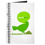 Speak Peas Journal
