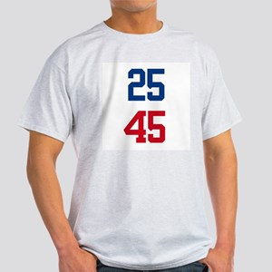 25th Amendment Trump Light T-Shirt