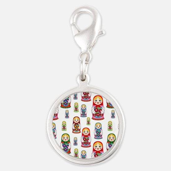 Russian Dolls Charms