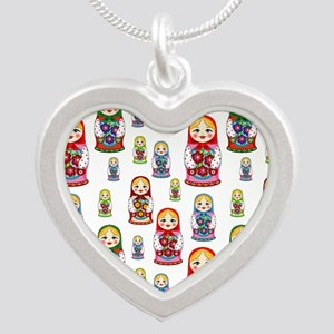 Russian Dolls Necklaces