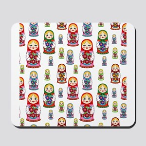 Russian Dolls Mousepad