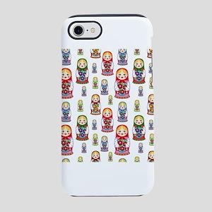 Russian Dolls iPhone 7 Tough Case