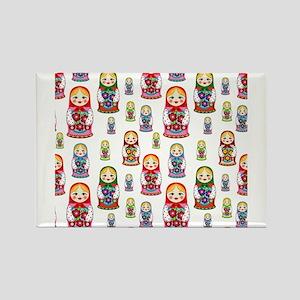 Russian Dolls Magnets