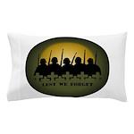Lest We Forget War Memorial Pillow Case