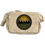 Lest We Forget War Memorial Messenger Bag