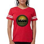 Lest We Forget War Memorial Womens Football Shirt