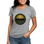 Lest We Forget Remembranc Womens Tri-blend T-Shirt