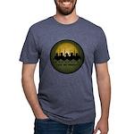 Lest We Forget Remembrance Mens Tri-blend T-Shirt