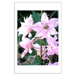 Pink Wildflowers Posters