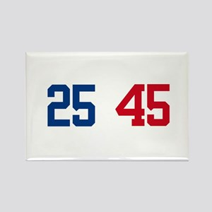 25th Amendment Trump Rectangle Magnet