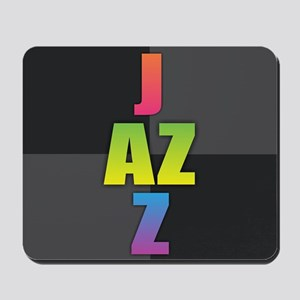 Jazz Rainbow Mousepad