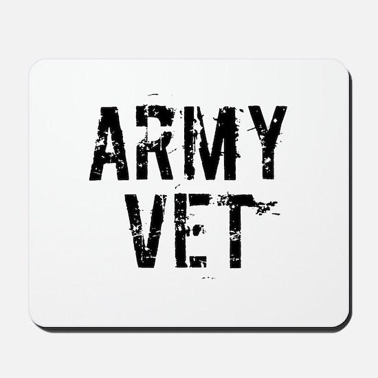 ARMY VET Mousepad