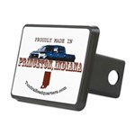 Proudly Made in Indiana Tundra Hitch Cover