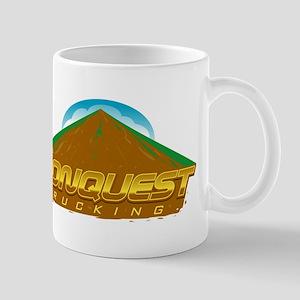 Conquest Trucking Mug