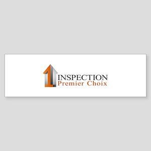 Inspection premier choix Sticker (Bumper 10 pk)