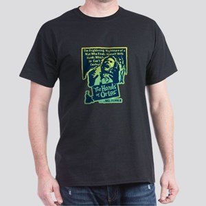 Hands of Orlac Horror Black T-Shirt